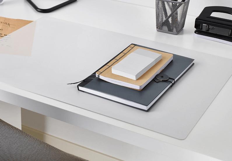 ikea skvallra schreibtischunterlage unterlage schreibtischmatte schreibunterlage ebay. Black Bedroom Furniture Sets. Home Design Ideas